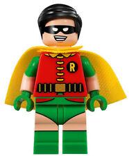 NEW LEGO CLASSIC TV ROBIN MINIFIG batcave 76052 figure minifigure dc batman