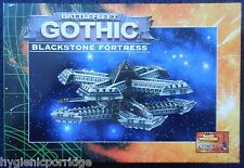 1999 Battlefleet Gothic Blackstone Fortress Games Workshop Space Fleet BFG 40K