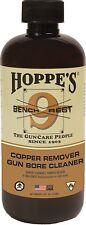 Hoppe's Bench Rest 9 Copper Gun Bore Cleaner - 16 oz