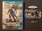 Xenoblade Chronicles X - Nintendo Wii U, 2015 CIB Tested