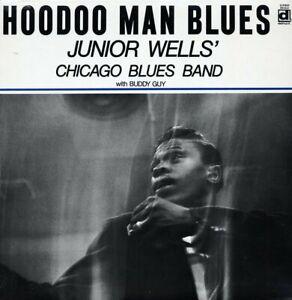 Junior Wells' Chicago Blues Band – Hoodoo Man Blues # 180 g vinyl !!