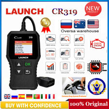 Automotive OBD OBD2 Scanner Check Engine Diagnostic Tool Car Launch Code Reader