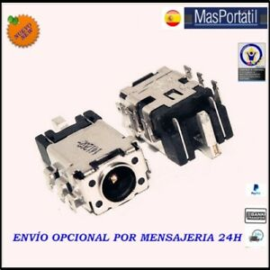 CONECTOR CLAVIJA ALIMENTACION / DC JACK ASUS X540L  X540LA  X540LJ X540NA  PJ085