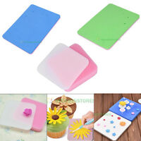 Fondant Cake Foam Pad Decorative Sponge Mat Sugarcraft Flower Modelling Tool