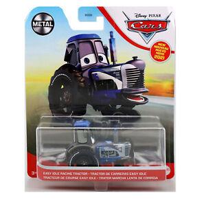 Disney Pixar Cars METAL series View Zeen Racing Tractor