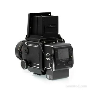 Adapter for Hasselblad CFV Digital Back & Mamiya RB67 body