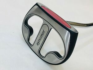 Never Used Syncmore Putter RH alignment pendulum system Golf training