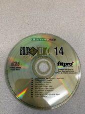 Les Mills BODY COMBAT 14 DVD, CD, notes bodycombat
