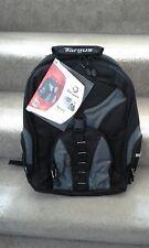 Targus Sport Backpack laptop case  black/gray