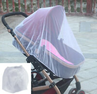Toddler Stroller Pushchair Pram Mosquito Fly Insec Net Mesh P Buggy Cover Baby