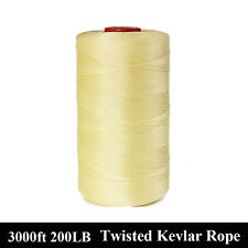 SALE 3000FT 200LB KEVLAR TWISTED LIBER LINE STRING KITE FLYING FISHING CORD