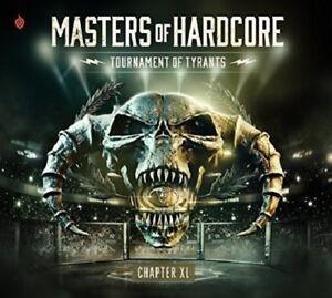 MASTERS OF HARDCORE: TOURNAMENT OF TYRANTS - CHAPTER XL  2 CD NEU
