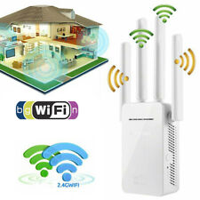 300Mbps Wireless WiFi Repeater Range Extender Signal Booster Network Router USA