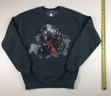Assassin's Creed Gray Sweatshirt Small Loot Crate Lvl Up Mystery Apparel Men's