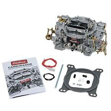 Edelbrock 1912 800cfm Carburetor AVS2 Manual Choke Square Flange Made in USA!