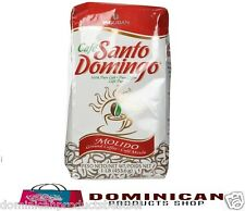 CAFE SANTO DOMINGO THE BEST DOMINICAN GROUNDED COFFEE 1 POUNDS 454 GRAMS