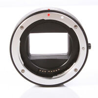 Electronic Auto Focus AF Adapter Canon EF-S lens to Sony NEX 5 6 7 A7 A7R A7S II
