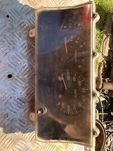 toyota landcruiser hzj 79/78 series Instrument/dash Cluster