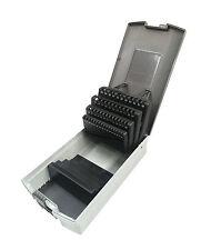 ROSE Spiralbohrerkassette 50 tlg. LEER 1,0 - 6,0 mm, Abstufung 0,1 mm