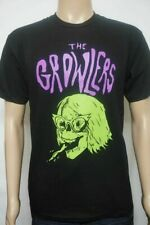 The Growlers-Purple Letters-Shirt/T-Shirt-Short Sleeves