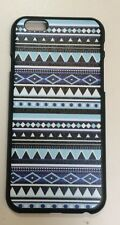 Retro vintage Aztec Geometric tribal Hard Case Back Cover For iPhone 6 4.7""
