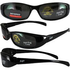 MF Bad Attitude Black Frame Super Dark Lens Sunglasses