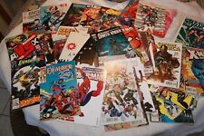 Lot of 50 Marvel Comics mostly modern issues Spider Man Xmen Wolverine - LOTF
