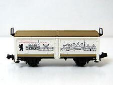 Schiebewandwagen SoMo 1991,9.Int.Modellbahnausstellung BERLIN,Minitrix,FH