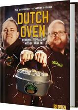Sauerländer BBCrew Dutch Oven | Rezepte, Tipps und heiße Kohlen | Buch | GB