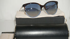 BVLGARI Sunglasses New Havana Blue Light Grey Gradation BV8161B 53634L 56 18 140