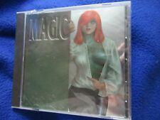 ~~ RARE! ~ GARY NUMAN  MAGIC CD ~ VARIANT FOIL COVER BY JOE LINSNER ~ 1997 ~