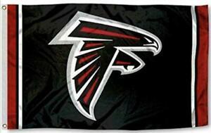 Atlanta FLAG 3X5 Falcons Banner American Football New Fast USA Shipping