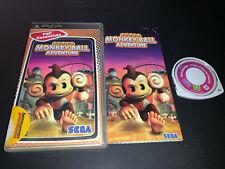 Super Monkey Ball Adventure PSP PAL ESPAÑOL