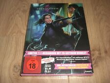 The Villainess Limited Blu-Ray Mediabook mit Booklet NEU