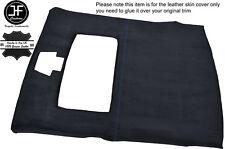 Blue Stitch TETTO Headlining Liner Copertura Alcantara Si Adatta Ford Sierra Cosworth 3 DR