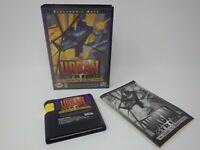 Urban Strike - Sega Genesis CIB Complete in Box w/ Manual