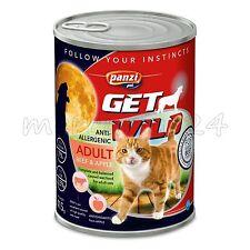 Katzenfutter mit Rind und Adult