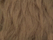 Antelope Plain Faux Fur Fabric Short Hair 150cm Wide SOLD BY THE METRE