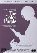The Color Purple - (DVD, 2004, 2-Disc Set) - NEW & SEALED