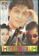 BEST OF THE MILLENNIUM VOL 3 - BOLLYWOOD HIT 26 SONG DVD