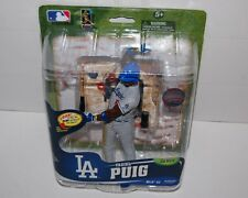 LOS ANGELES DODGERS YASIEL PUIG #66 MLB SERIES 32 SILVER CL 478/750 ACTION FIGUR
