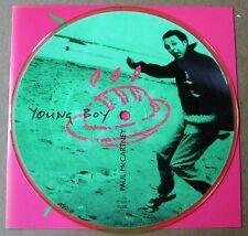 "Paul McCartney - Young Boy - 7"" Picture Disc - UK - 1997 - NEW - Last Copy!"