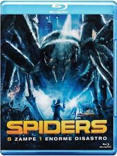 Eagle Pictures BRD Spiders - Blu Ray Fantascienza