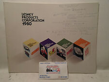 1980 MATCHBOX,LESNEY, AMT MODELS DEALER CATALOG