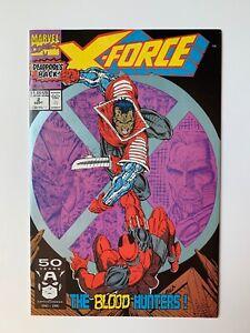 X-Force #2 - 2nd Appearance of Deadpool (Marvel Comics, 1991) VF/NM