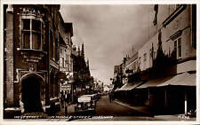 Horsham. West Street from Middle Street # H.598 by Valentine's.