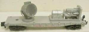 American Flyer 6-48516 S Scale Southern Pacific Operating Searchlight Car