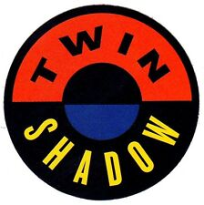 TWIN SHADOW Eclipse Ltd Ed Discontinued RARE Sticker +FREE Dance/Pop Stickers!
