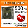 500GB 2.5 LAPTOP HARD DRIVE HDD DISK FOR ASUS X5IDE X5JI X5JIJ X5KJC X5LDA X5LJT