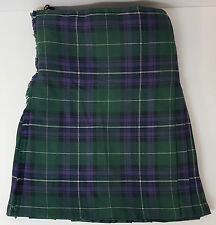 Carnegie Ancient 8YD  wool KILT ONLY EX HIRE £99 A1 CONDITION